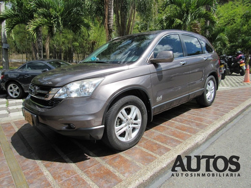 honda cr-v exl  at 4x4 cc 2400