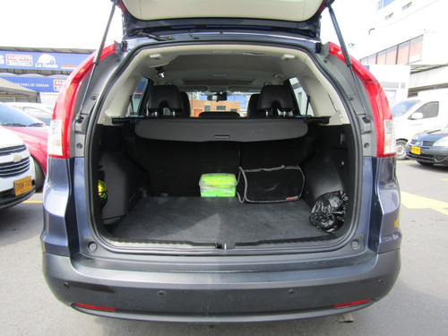 honda cr-v exl cvt at 2400cc 4x4