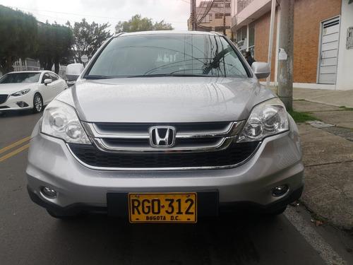 honda cr-v exl modelo 2011 2.400 cc gasolina 4x4