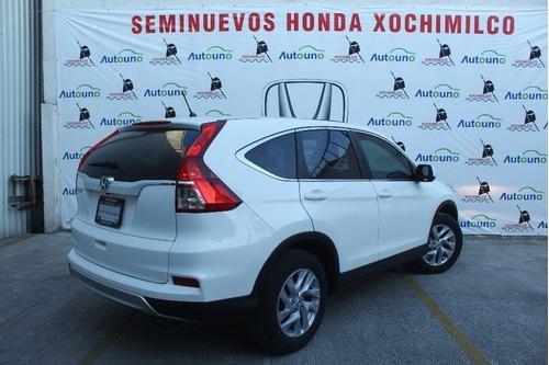 honda cr-v i style aut blanco 2016