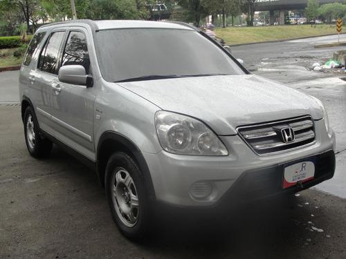 honda cr-v lx 2005 automática 4x4