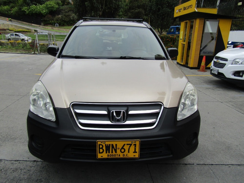 honda cr-v lx at 2400 cc