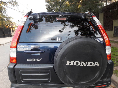 honda cr-v lx at 4x 2 automatica 2.4