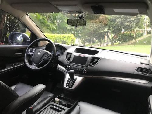 honda cr-v lx cc 2400 4x4 automática modelo 2013