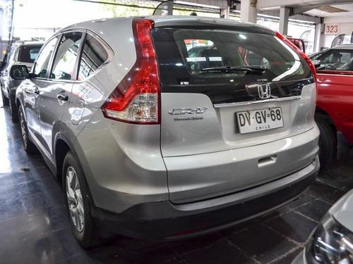 honda cr-v  lxs 2.4 aut 2013