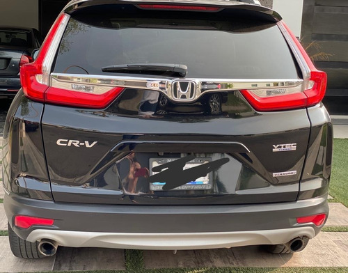 honda cr-v turbo touring 2018