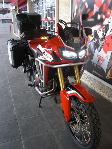honda crf 1000 africa twin te travel edition bmw gs