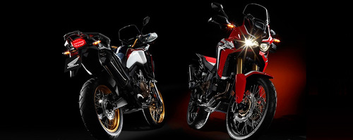 honda crf 1000 motos