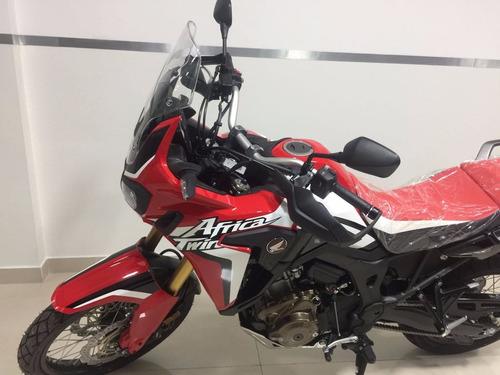 honda crf 1000l africa twin 2018 automática 0km okm 1000cc