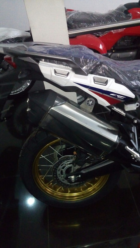 honda crf 1000l mt caja manual en motolandia fleming