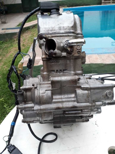 honda crf 150 r solo motor
