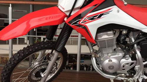 honda crf 150f moto