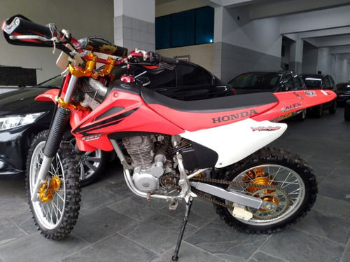honda crf 230 2007 impecavel