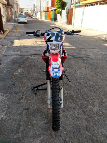 honda crf 230  2019 muy poco uso.