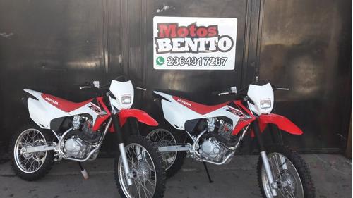 honda crf 230 okm linea nueva 2018  motos benito