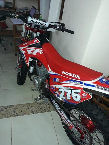 honda crf 230 ( preparada 2011 ) 12 x cartao
