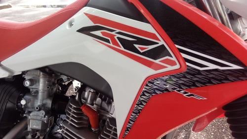 honda crf 230f 2018 motolandia av.libertador 14552 47927673