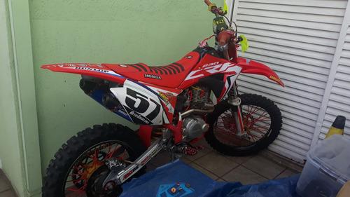 honda crf 230f super preparada motocross enduro trilha
