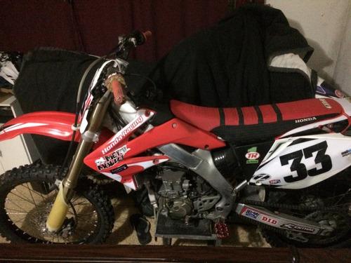 honda crf 250 2008