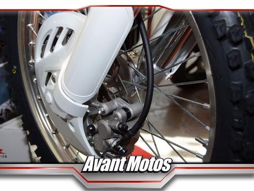 honda crf 250 enduro motos