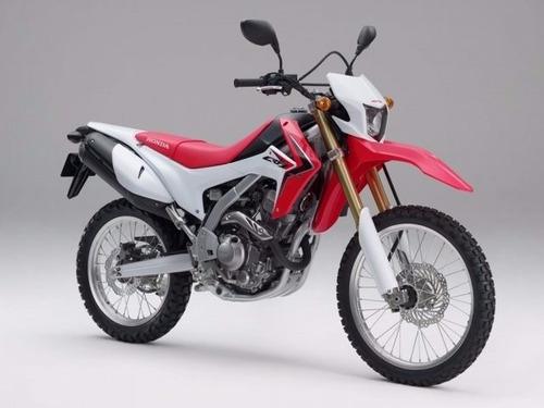 honda crf 250 l 0km avant motos