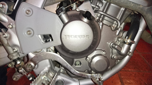 honda crf 250 l - 2014 - impecable con accesorios