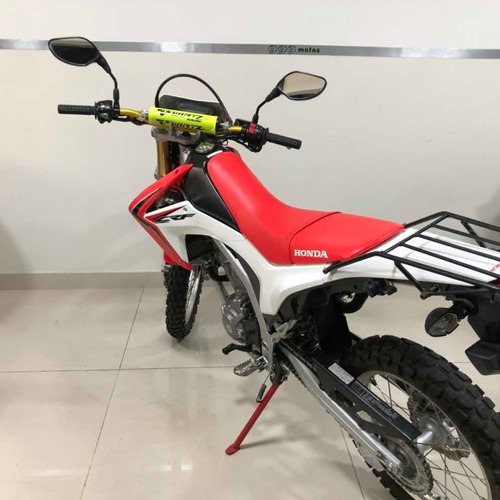 honda crf 250 l moto enduro cross calle crf250 xr usada 2014