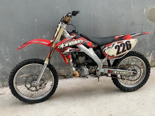 honda crf 250 r 2008