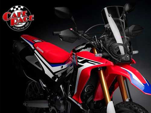 honda crf 250 rally | cross y enduro | financiada!