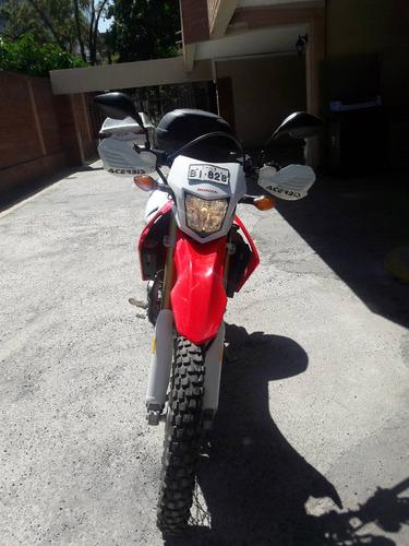 honda crf 250l 2014 11.000 km