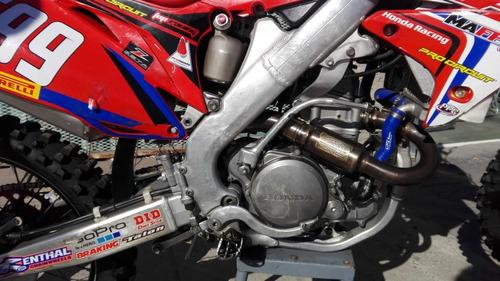 honda crf 250r 2011 motor nuevo 20 horas motos point