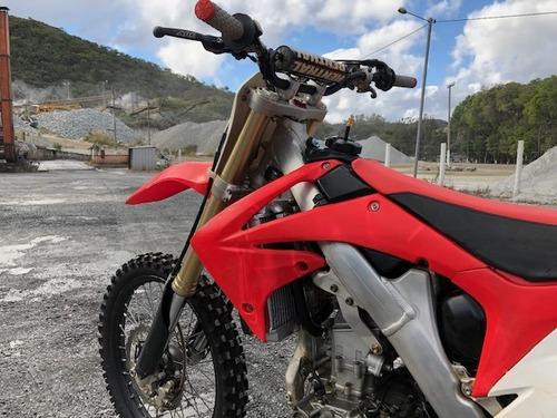 honda crf 250r 2012