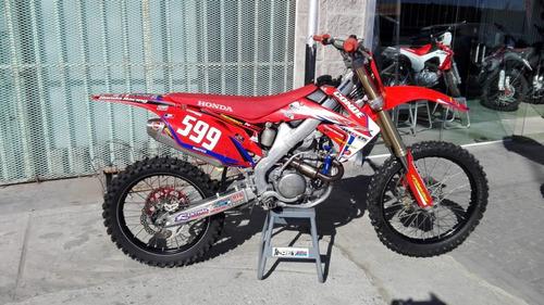 honda crf 250r motos