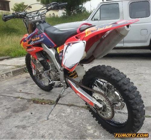 honda crf 250x 126 cc - 250 cc
