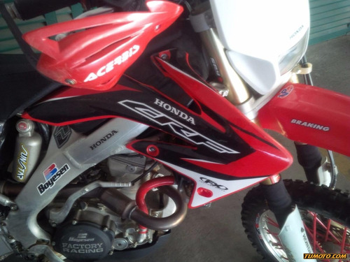 honda crf 250x 251 cc - 500 cc