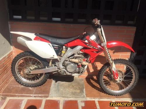 honda crf  251 cc - 500 cc