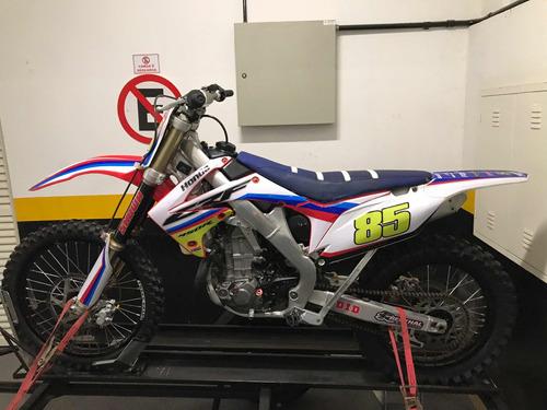 honda crf 450 moto