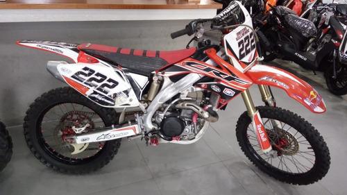 honda crf 450 r 2007 delisio motos