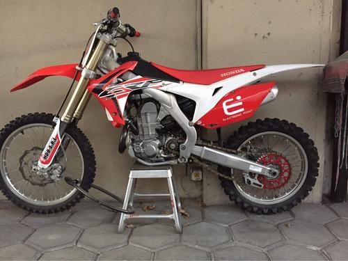 honda crf 450  r 2013