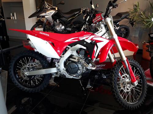 honda crf 450 r  2019 cross 0km oferta stock centro motos