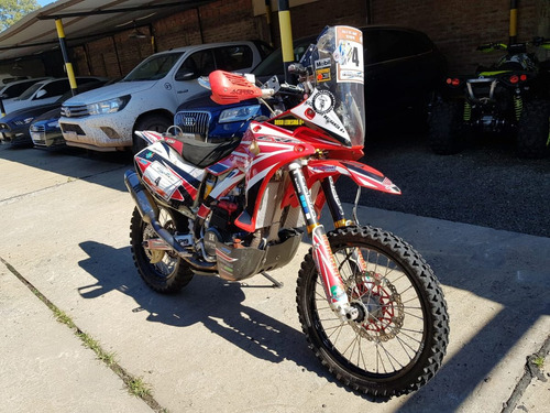 honda crf 450 rally 2011