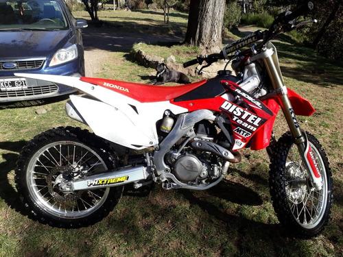 honda crf 450 usada 2015