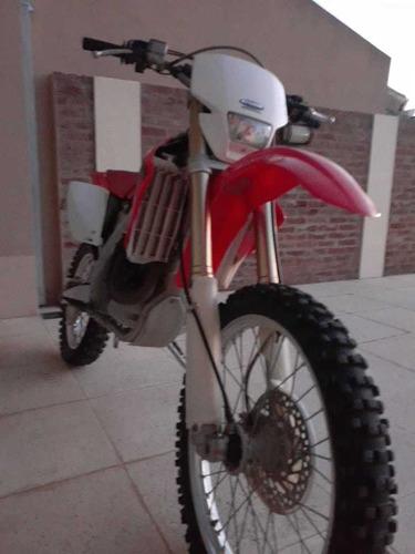 honda crf 450 x 2007
