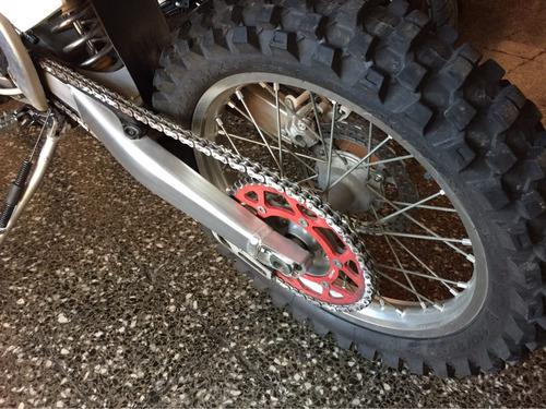 honda crf 450r 2013 patentada! impecable permuto