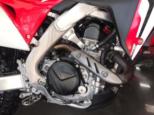 honda crf 450r 2018 casi sin uso / performance bikes