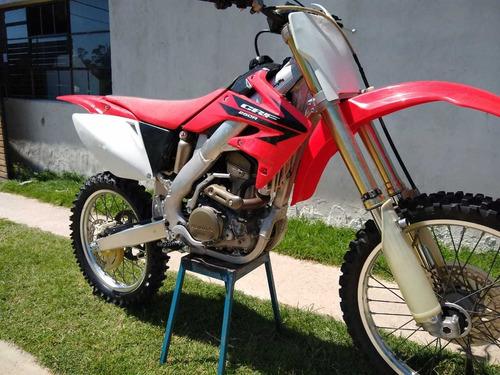 honda crf250 2006 con papeles