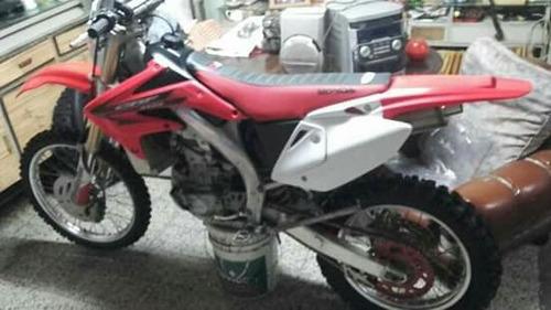 honda crf450 x 2007