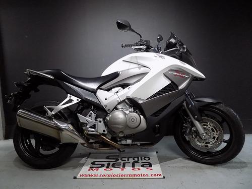 honda crossrunner800 blanca 2011