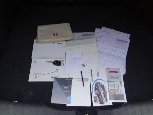 honda crv 2.0 exl 4wd 2011