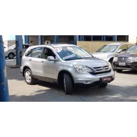 Honda Crv 2.0 Exl 4x2 16v Automatico